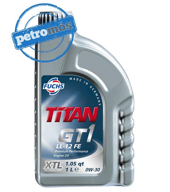 FUCHS TITAN GT1 LL-12 FE 0W30 (XTL Technology)