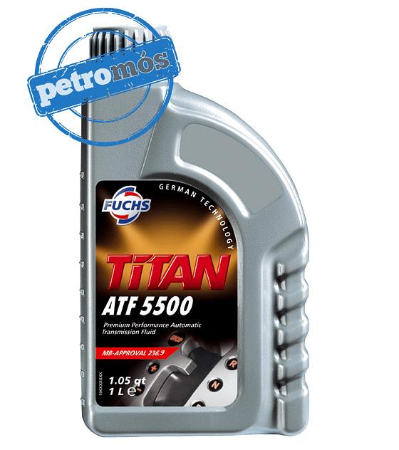 FUCHS TITAN ATF 5500