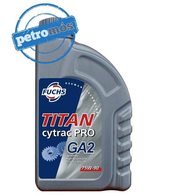 FUCHS TITAN CYTRAC PRO GA2 75W90