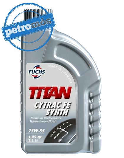 FUCHS TITAN CYTRAC FE SYNTH 75W85