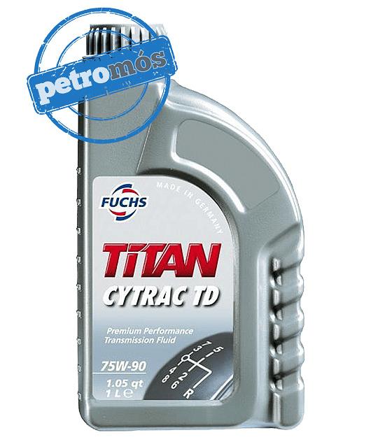 FUCHS TITAN CYTRAC TD 75W90
