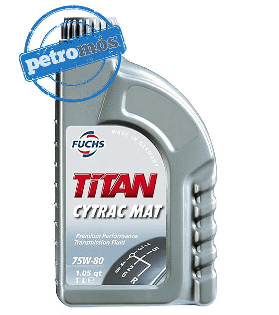 FUCHS TITAN CYTRAC MAT 75W80