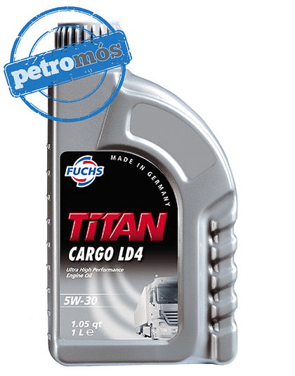 FUCHS TITAN CARGO LD4 5W30
