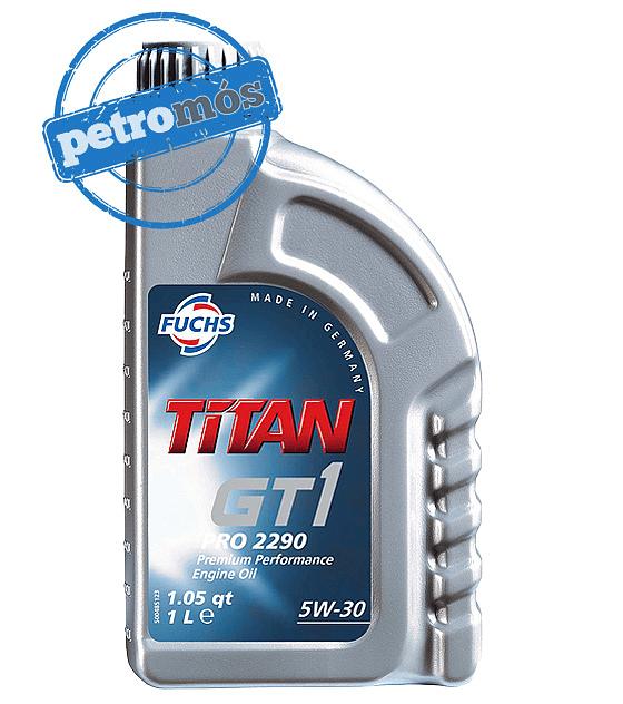 FUCHS TITAN GT1 PRO 2290 5W30