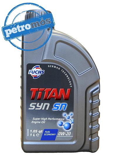 FUCHS TITAN SYN SN 0W20