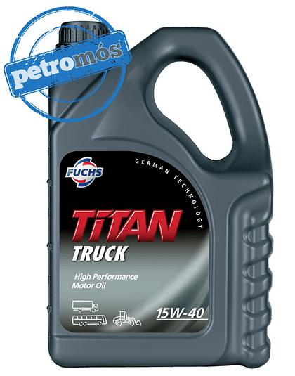 FUCHS TITAN TRUCK 15W40