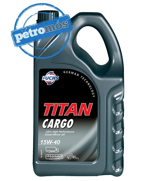 FUCHS TITAN CARGO 15W40