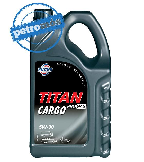 FUCHS TITAN CARGO PRO GAS 5W30