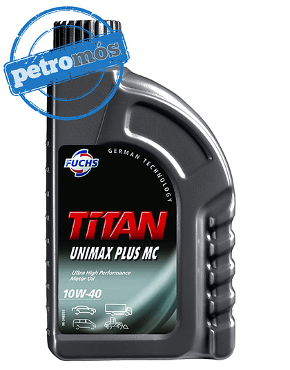 FUCHS TITAN UNIMAX PLUS MC 10W40