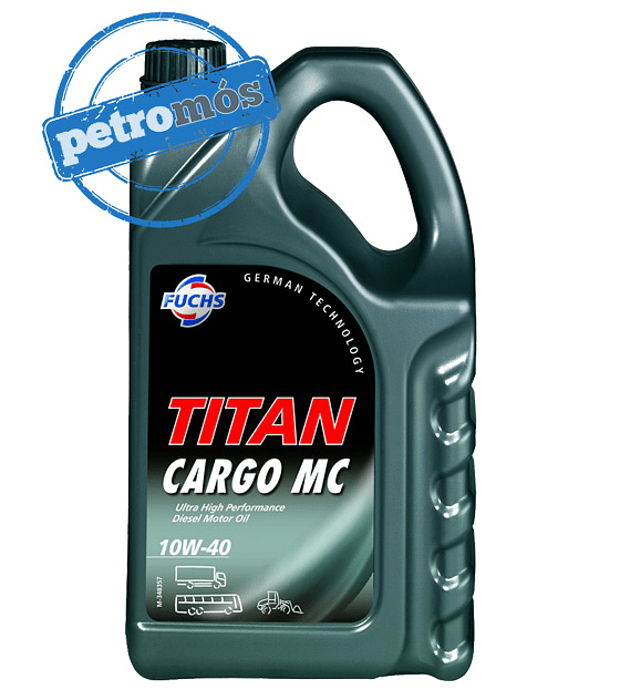 FUCHS TITAN CARGO MC 10W40