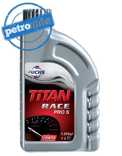 FUCHS TITAN RACE PRO S 10W50