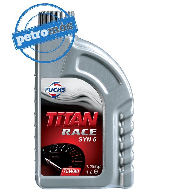 FUCHS TITAN RACE SYN 5 75W90