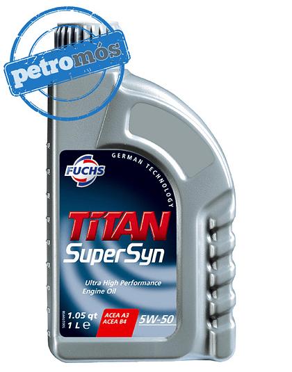 FUCHS TITAN SUPERSYN 5W50