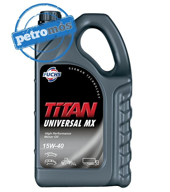 FUCHS TITAN UNIVERSAL MX 15W40