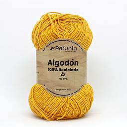 ALGODON 100% RECICLADO - 4007