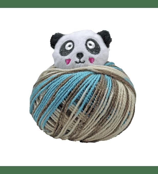 Gorro-panda