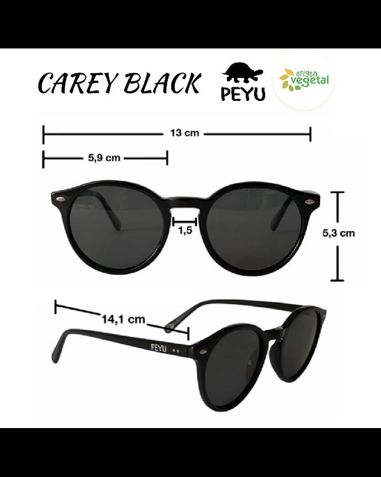 Lente Carey Black