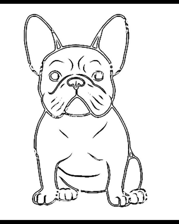 diseños de perritos para carcasas / REFORESTEMOS CHILE :)