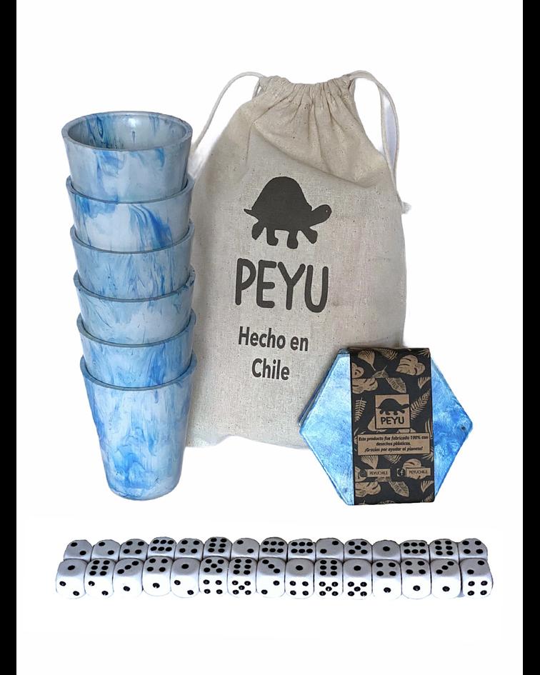 Cachos PEYU pack de 6 + 6 ecolejos  ll TODO TERRENO