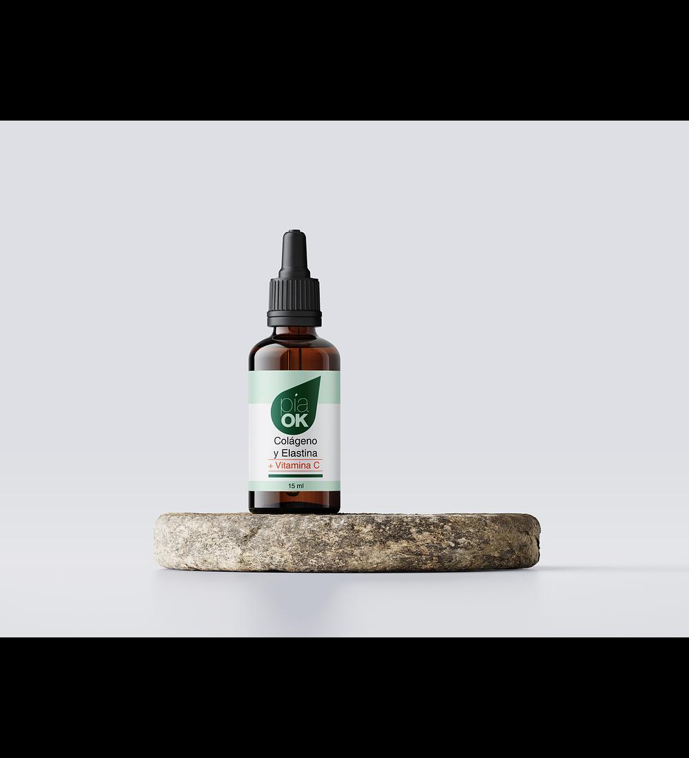 Concentrado de Colágeno/Elastina y Vitamina C