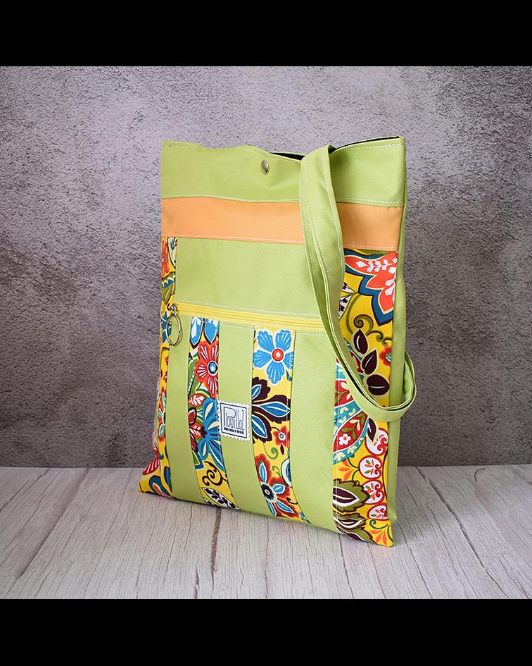 Totebag patchwork