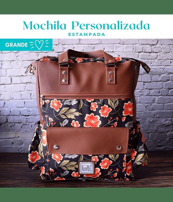 Mochila Travel 03 Personalizada