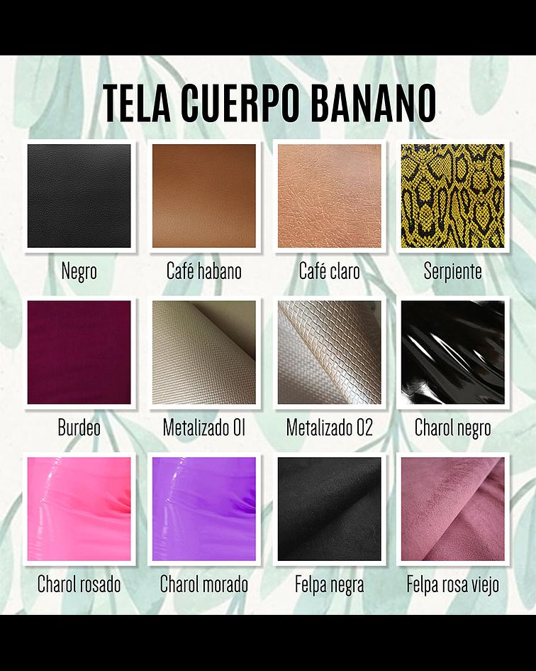 Banano 01 personalizado