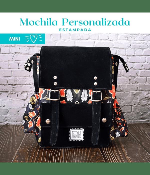 Mochila Travel 02 Mini Personalizada