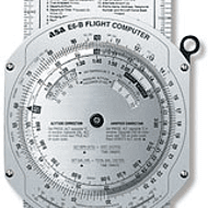 E6-B METAL FLIGHT COMPUTER BY ASA
