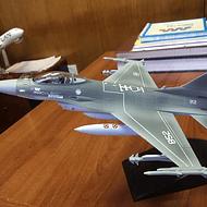 F-16 FUERZA AÉREA DE CHILE