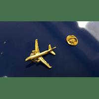 A321 PIN DORADO