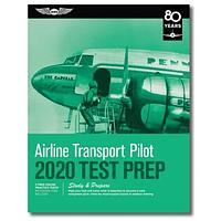 ASA ATP 2020 TEST PREP AIRLINE TRANSPORT PILOT (PTLA CHILE)