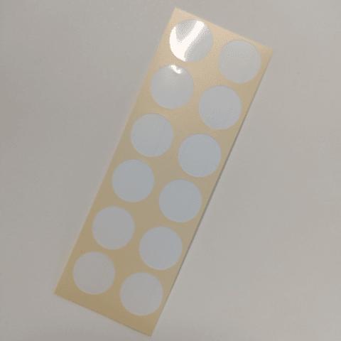 Vinilo Stencil Swatch - Cículos