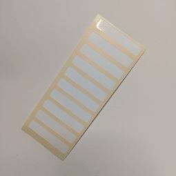 Vinilo Stencil Swatch - Rectángulos