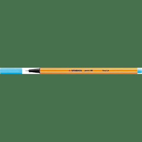 Stabilo - Point 88 Fineliner 57 Calipso