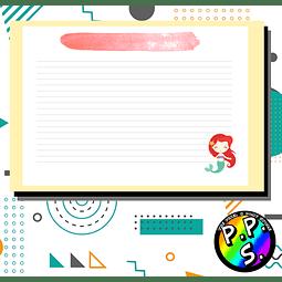Flash Card Ariel