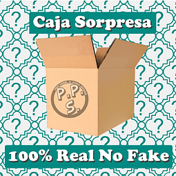 Caja Misteriosa 100% Real No Fake Tamaño S
