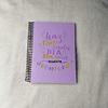 Cuaderno A5 Colección Frases - Haz que Cada Día sea una Nueva Aventura
