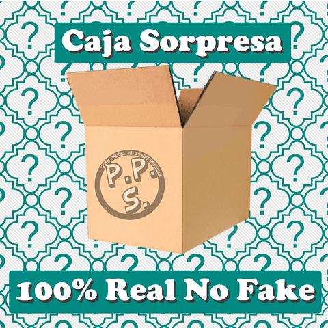 Caja Misteriosa 100% Real No Fake Tamaño M