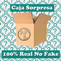 Caja Misteriosa 100% Real No Fake Tamaño L