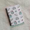 Cuaderno A5 Pusheen - Lector