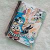 Cuaderno A5 Mickey Romeo