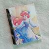 Cuaderno A5 Princesas - Ariel