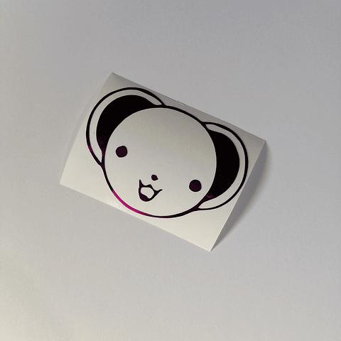 Vinilo Adhesivo Sakura Card Captor - Kero