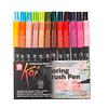 Koi - Coloring Brush Pen Acuarelables Set 24 Unidades