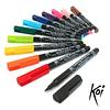 Koi - Coloring Brush Pen Acuarelables Set 48 Unidades