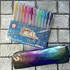 Pack Gelly Roll Lápices Gel Metalic + Estuche