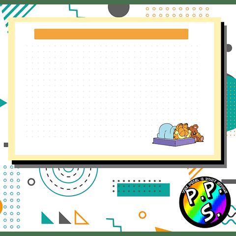 Flash Card - Garfield