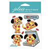 Jolee's Dimensional Stickers - Pupperoni Pizza