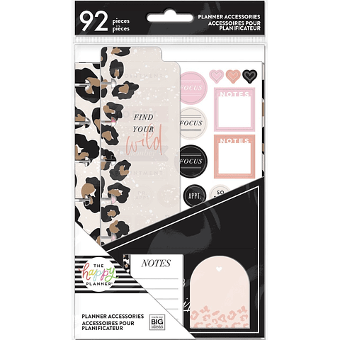 Mini Accessory Pack - Wild Styled